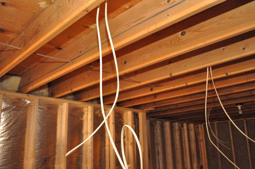 How To Install New Work Recessed Lighting One Project Closer