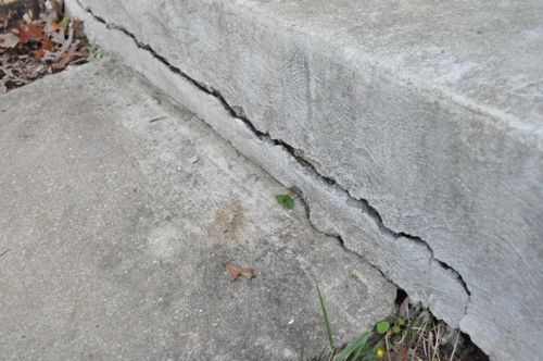 How To Repair Cracked Concrete One Project Closer
