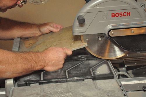 Bosch TC Wet Tile Stone Saw Review One Project Closer - Bosch tile saw for sale