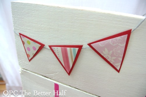 Wire and Paper banner - OPC The Better Half