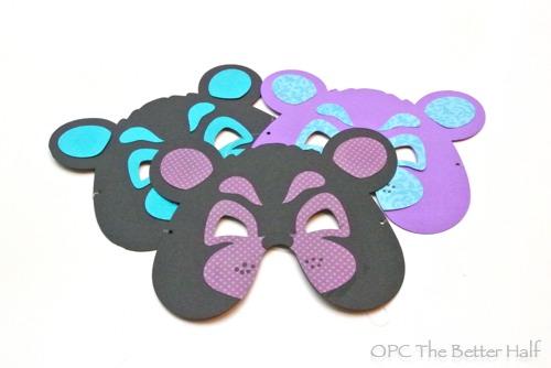 Bear Masks - OPC The Better Half
