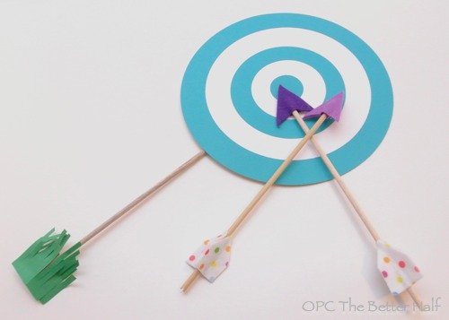 Target and Arrows - OPC The Better Half