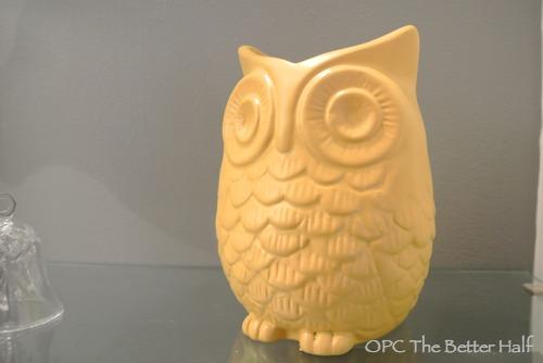 Yellow Owl - OPC The Better Half