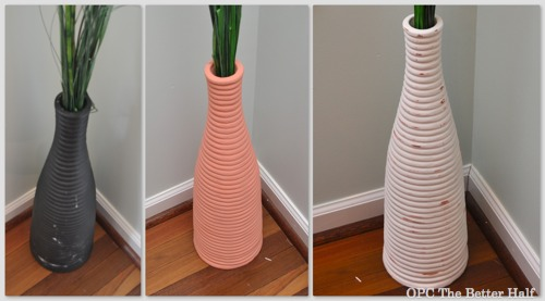 3 vases - OPC The Better Half