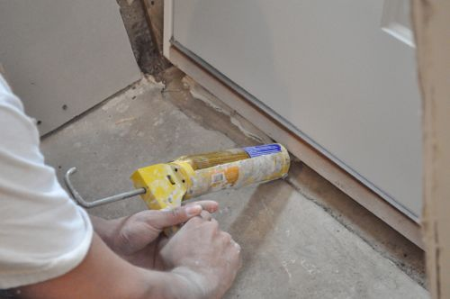 Insulate Door Sill Amp Door Insulation Strips Door Threshold
