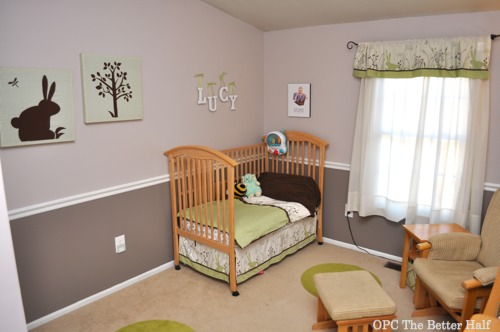 Bunny Nursery - OPC The Better Half