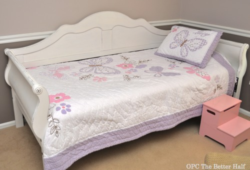 Day Bed Makeover with ASCP - OPC The Better Half
