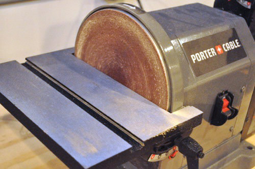 Porter Cable Bench Sander Review One Project Closer