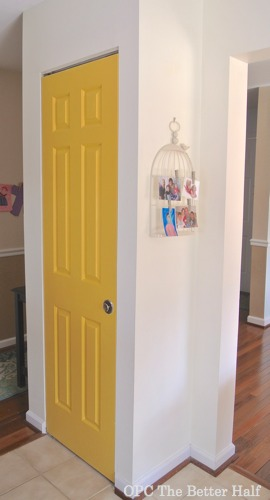 Yellow Door - OPC The Better Half