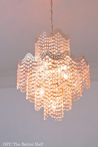 """Before"" Chandelier - OPC The Better Half"