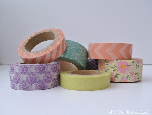 Washi / Craft Tape -  OPC The Better Half