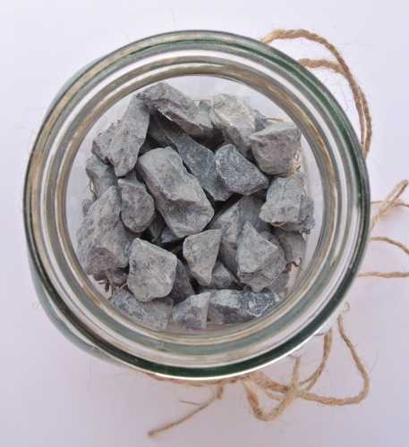 Rocks in Mason Jar - OPC The Better Half