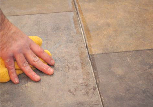 How To Lay Tile One Project Closer