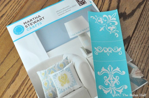 Martha Stewart Silk Screen - OPC The Better Half