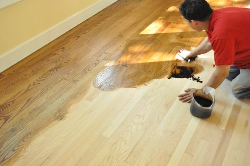 How to Refinish Hardwood Floors - One