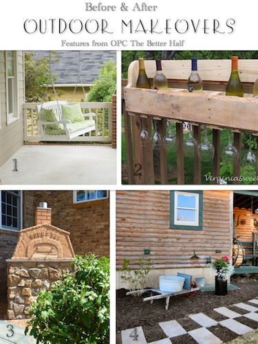 Outdoor Makeovers - Features from OPC The Better Half