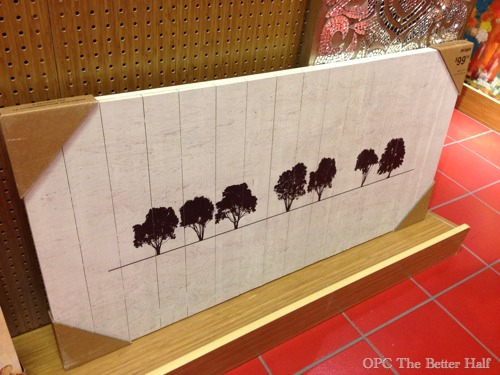 Pier 1 wall hanging