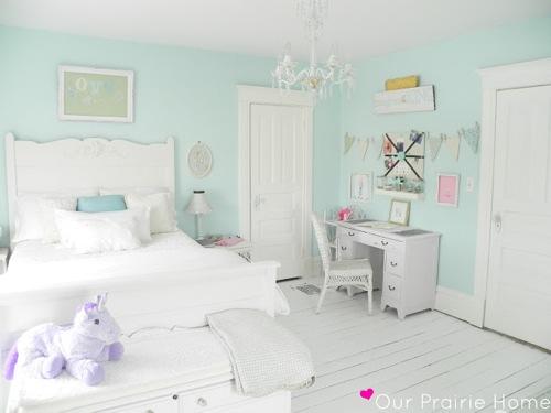 Little girl room reveal