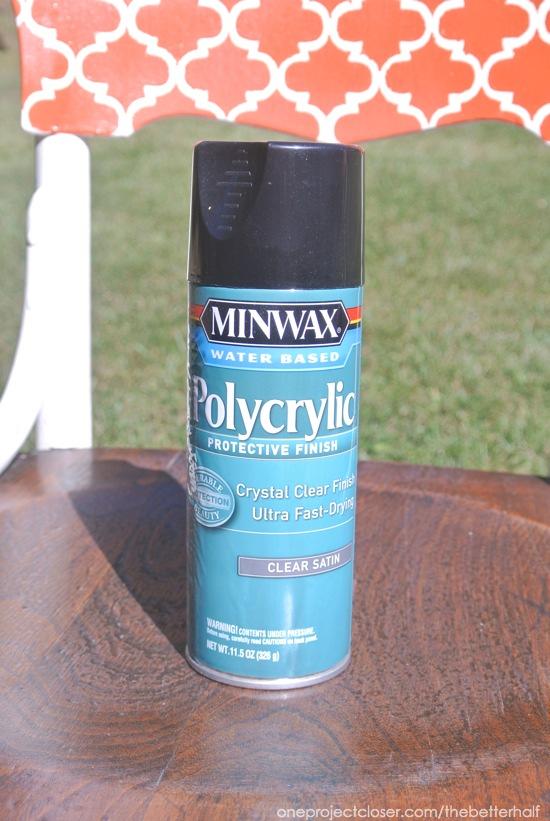 Minwax Polycrylic