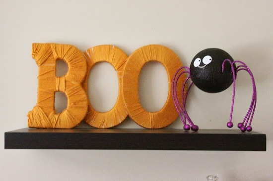 BOO from Our Pinteresting Family