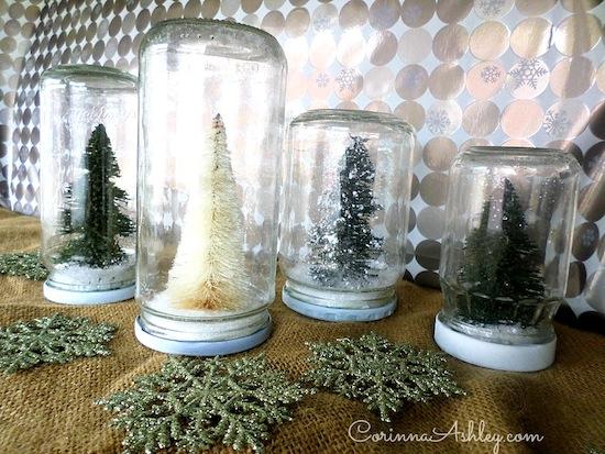 christmas tree terrarium