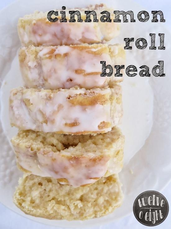 cinnamon roll bread recipe 1