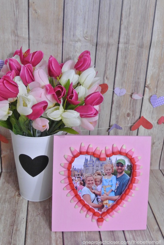 Simple Valentine Day Crafts from One Project Closer