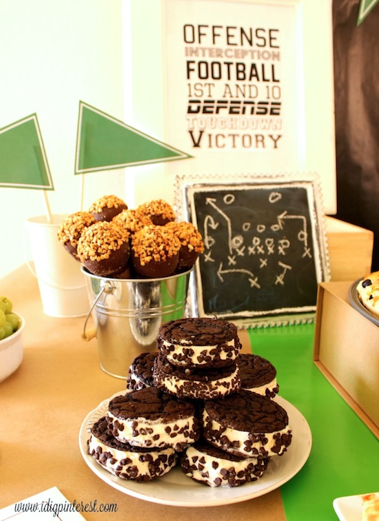Simple Football Party Ideas2