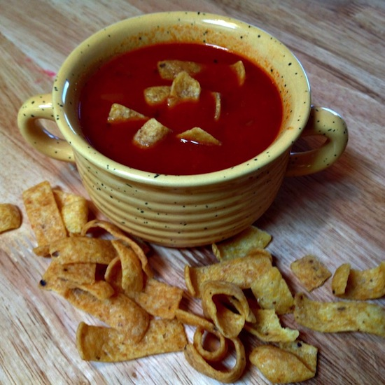 Tomato-Soup-with-Fritos