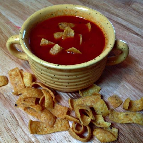 Tomato-Soup-with-Fritos