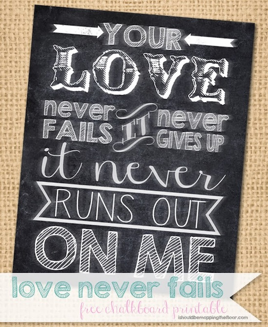 love never fails_preview