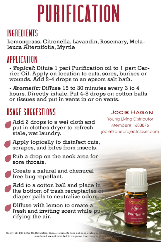Purification-young-living-essential-oil