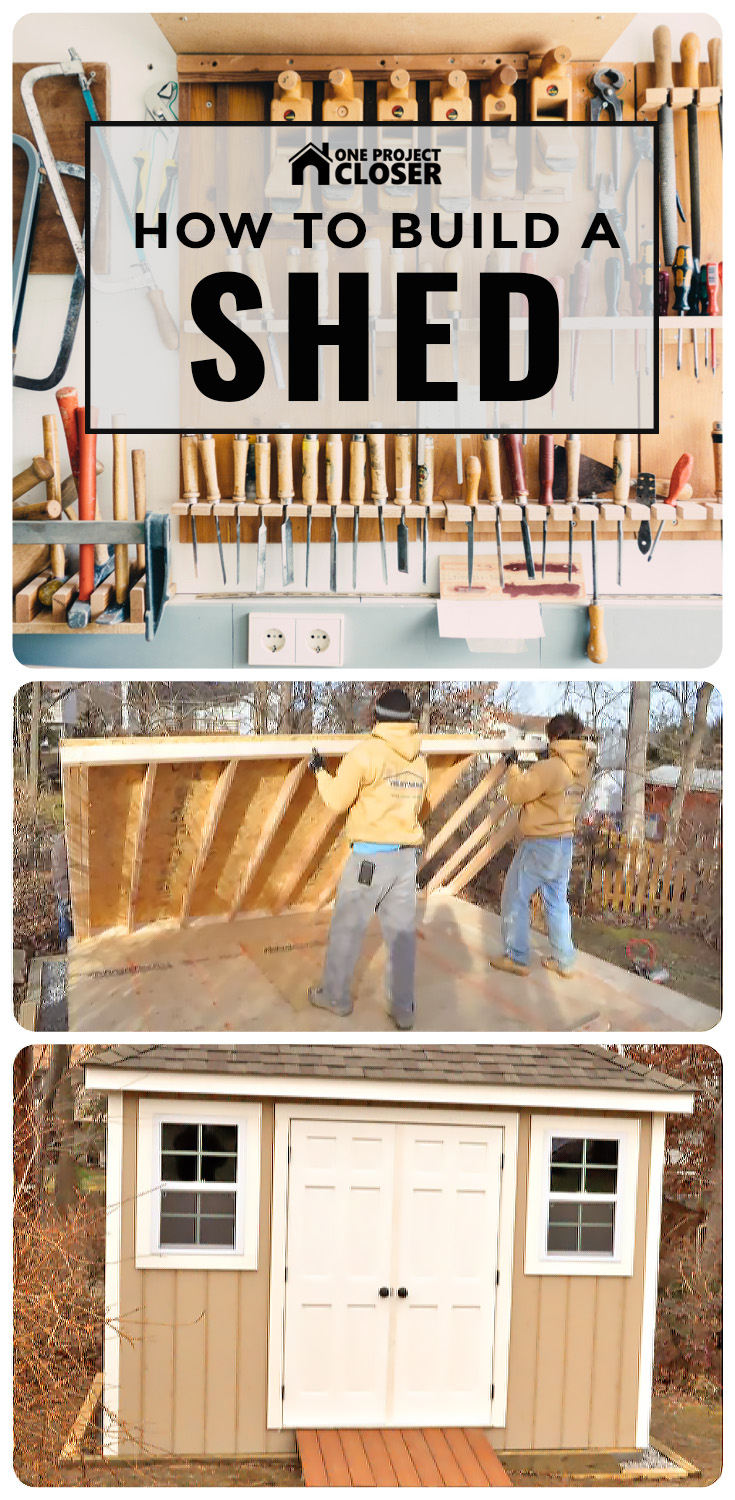 How To Build A Shed With Record 100 Pics Vids And Diagrams Diy Electrical Wiring This Article On Is Part Of Our Library Expert Project Guides That Share Step By Explanations For Wide Range Home