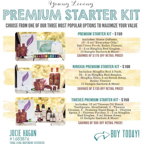 Premium Starter Kit Options