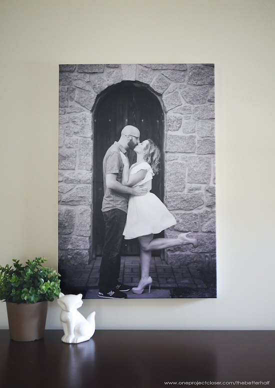 Canvas from CanvasDiscount.com on One Project Closer