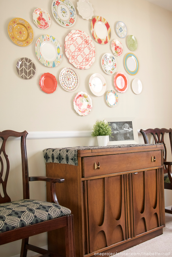 Dining Room Makeover from One Project Closer