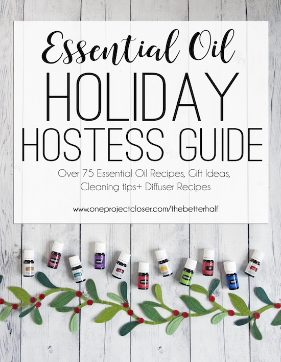 Holiday-Hostess-Guide-with-Young-Living-Essential-Oils-at-One-Project-Closer
