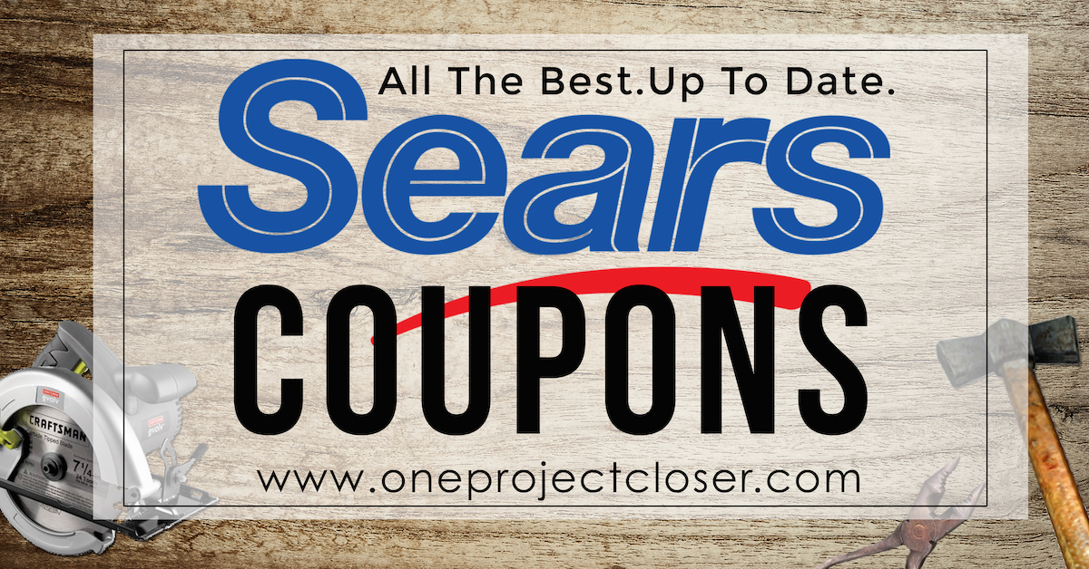 valid coupon sears automotive coupons printable promo codes
