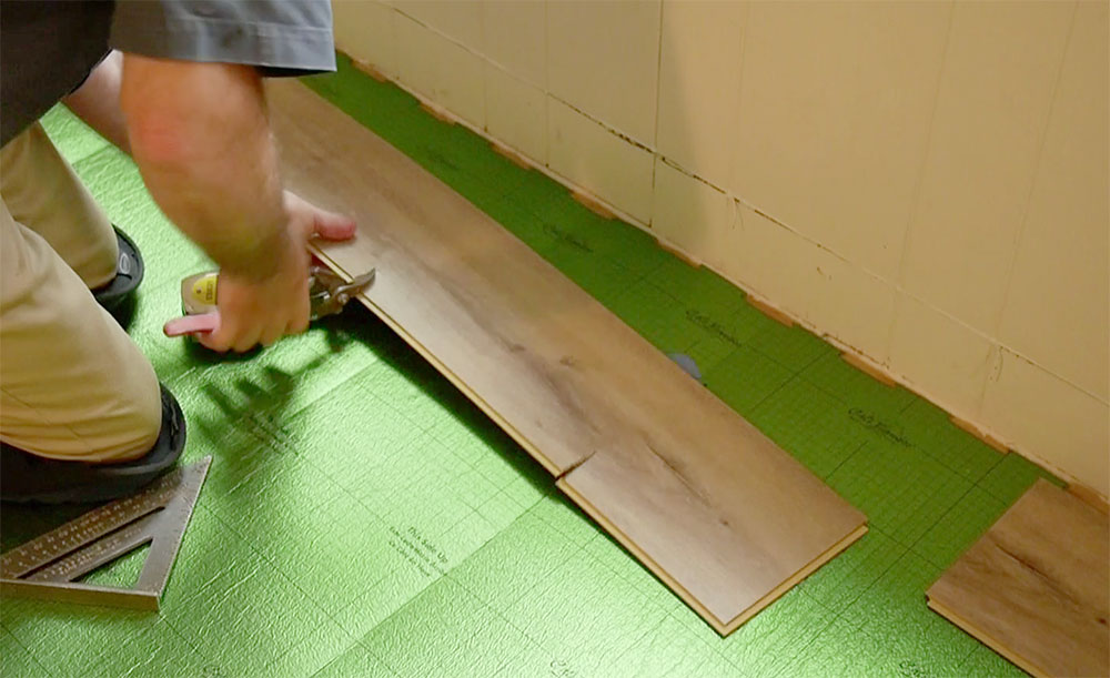 How Install Floating Vinyl Flooring One Project Closer
