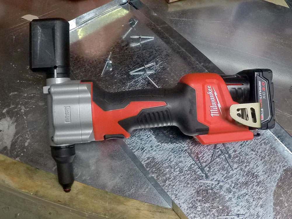 Milwaukee M12 Rivet Tool Review - One Project Closer