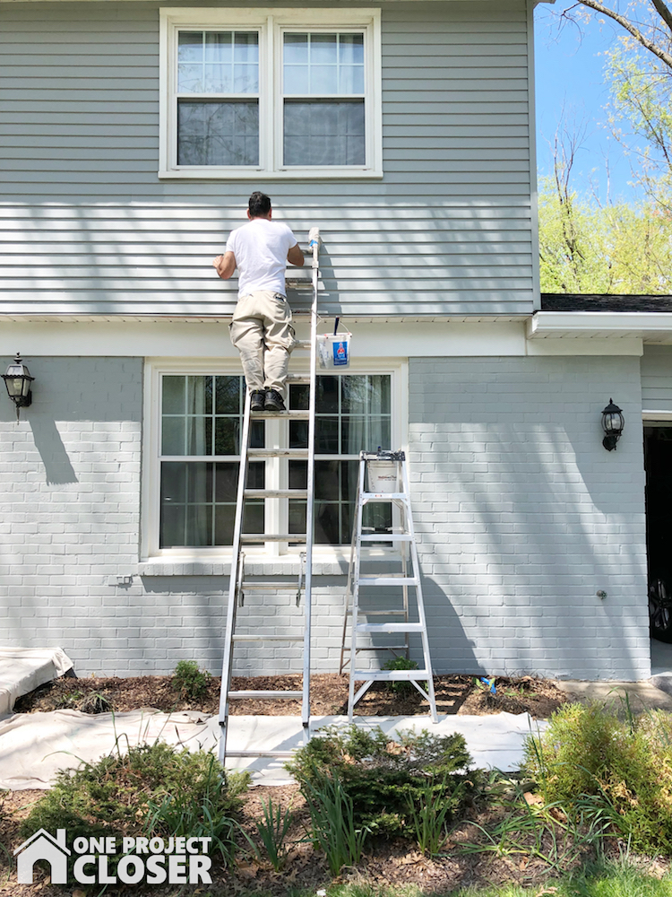 Remember, Your House Color Is NOT Worth A Hospital Trip, So Call In The  Professionals If You Find Yourself In An Unsafe Position.